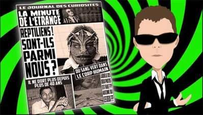 Vidéo: LMDE#01 – L'homme au sang Reptilien