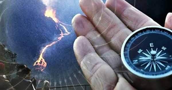 Vidéo: Les boussoles partent totalement en live à Hawaï tandis qu'une inversion des pôles magnétiques a lieu et que l'Antarctique fond à plein régime