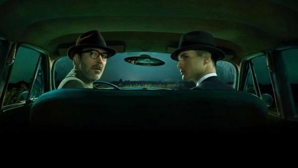 Project Blue Book: un trailer pour la série sur les OVNI avec Aidan Gillen