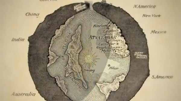 Vidéo: La Terre Creuse est-elle remplie de géants, de Nazis et d'un soleil miniature ?