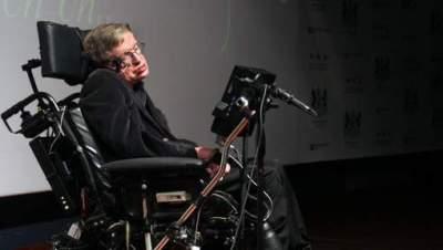 Deux semaines avant sa mort, Stephen Hawking a prédit la fin de l'univers