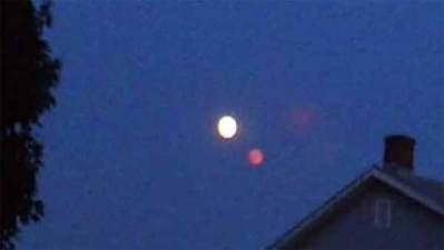 Nibiru ?: Un objet bizarre rougeâtre en forme de planète repéré sous notre Lune
