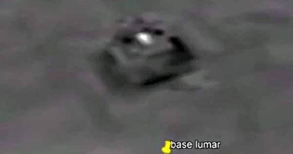 De nombreuses structures extraterrestres trouvées sur la Lune à l'aide de Google Moon Map (Vidéo)