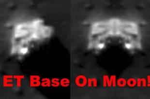 Vidéo: Une base extraterrestre aurait été découverte sur la Lune