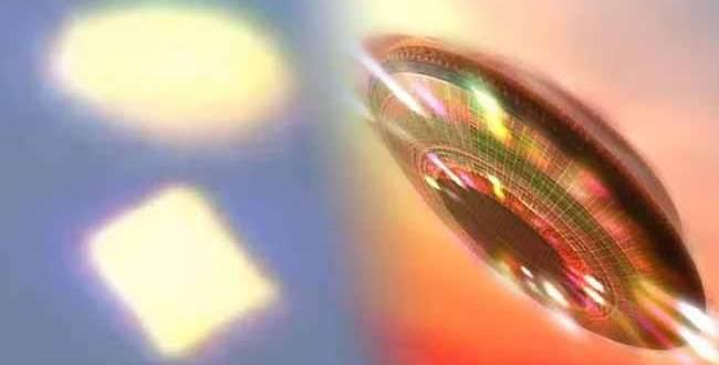 """Une vidéo HD """"remarquable"""" présente un OVNI en forme de """"DIAMANT"""" à Phoenix, Etats-Unis"""