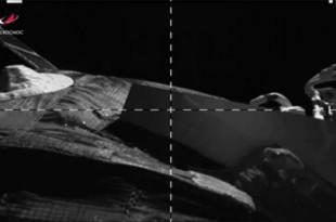 La capsule Soyouz pilotée par le robot russe Fedor s'est amarrée à l'ISS lors de la deuxième tentative