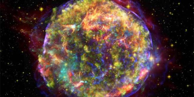 La Supernova la plus Brutale de Toute l'Histoire