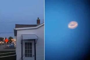 Un OVNI a été filmé à Ottawa par des astronomes