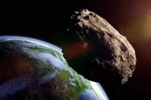 La NASA a repéré une énorme astéroïde qui a survolé la Terre