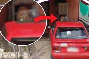 Le fantôme de cette fillette a été repéré sur Google Maps au Mexique