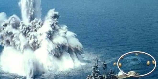 Des OSNI contre la marine américaine et russe