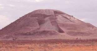 Des archéologues ont découvert un monticule artificiel plus ancien que les Pyramides