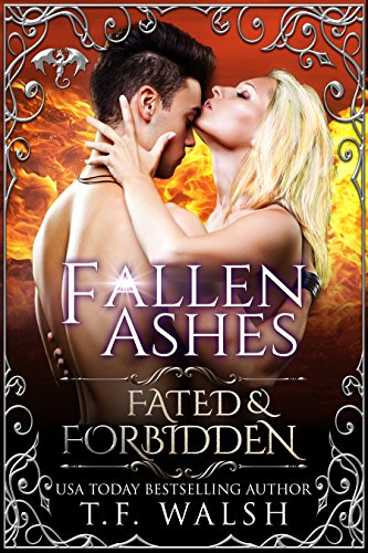 Review: Fallen Ashes: Fated & Forbidden – T. F. Walsh