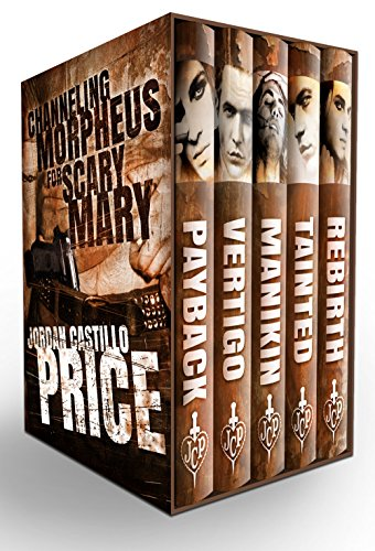 Review: Channeling Morpheus for Scary Mary Ebook Box Set – Jordan Castillo Price