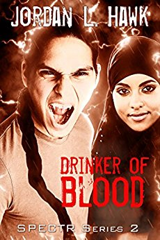 Drinker of Blood Book Cover