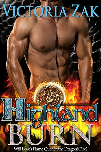 Review: Highland Burn – Victoria Zak