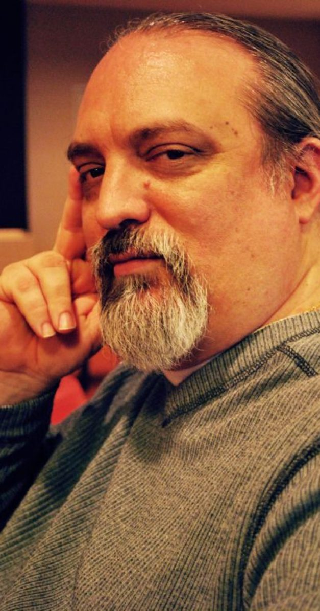 Author of the Month: Jamie Fessenden