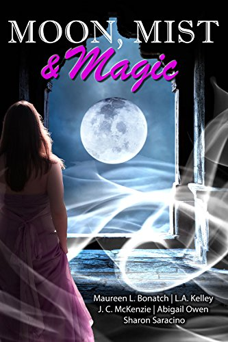 Review: Moon, Mist, & Magic: A Paranormal Romance Anthology – McKenzie, Kelley, Saracino, Bonatch, Owen