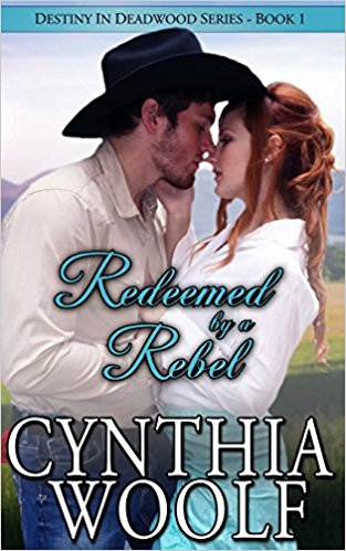 Review:  Redeemed by a Rebel – Cynthia Woolf