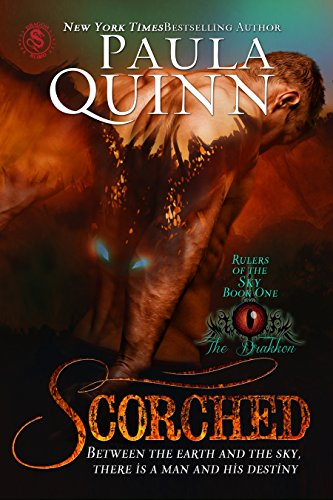 Review: Scorched – Paula Quinn