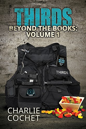 Thirds Beyond the Books Volume #1 and #2 Book Cover