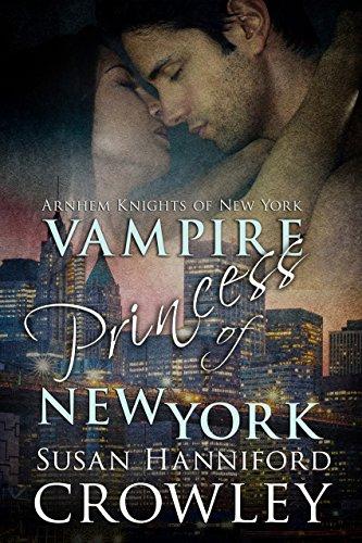 Review: Vampire Princess of New York – Susan Hanniford Crowley