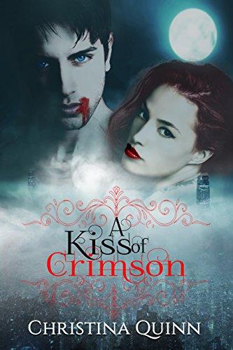 Review: A Kiss of Crimson – Christina Quinn