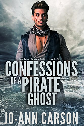 Review: Confessions of a Pirate Ghost – Jo-Ann Carson