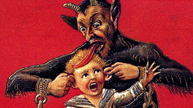 Christmas Monsters and Their Folkloric Origins