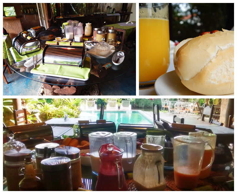 Café da manhã