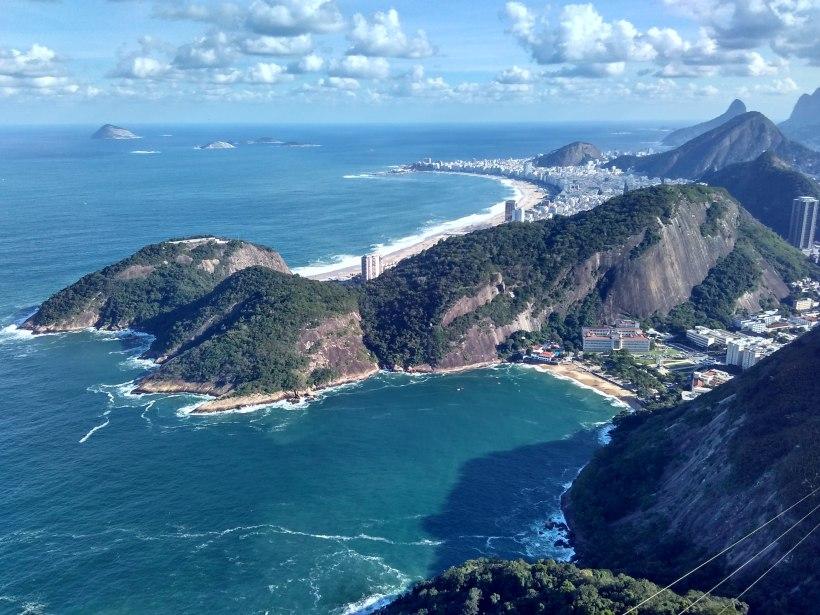 Vista para Copacabana