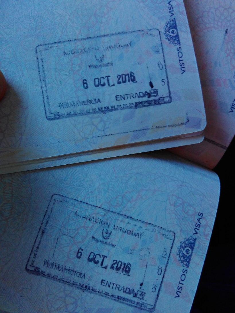 imigração no Uruguai