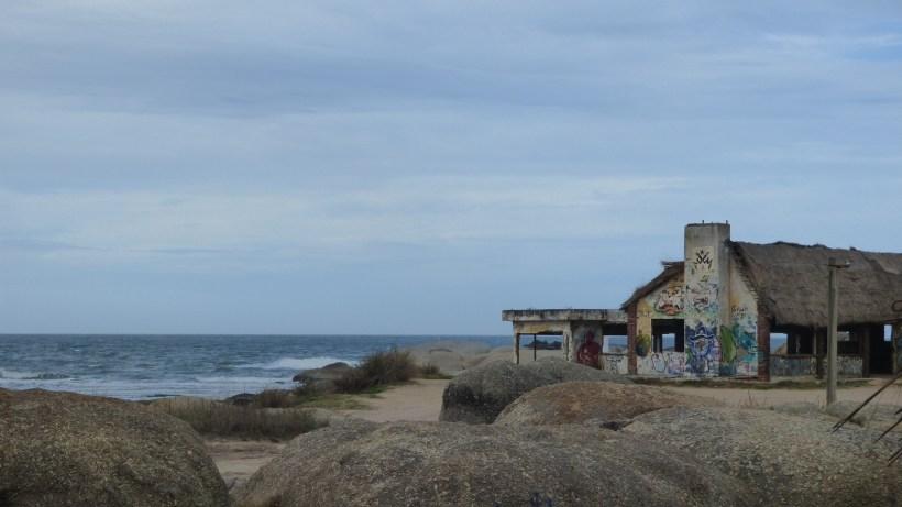 Vilarejo Punta del Diablo