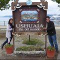 Placa Ushuaia Fin del Mundo