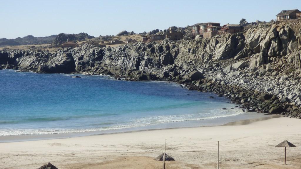 Playa Lar Virgen - Bahia Inglesa