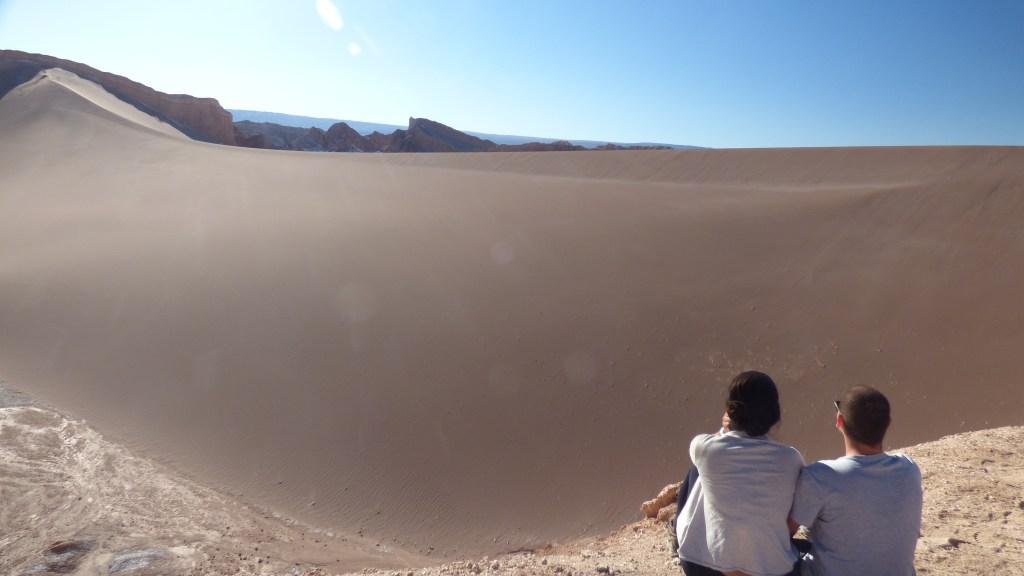 Valle de la Luna - a grande duna