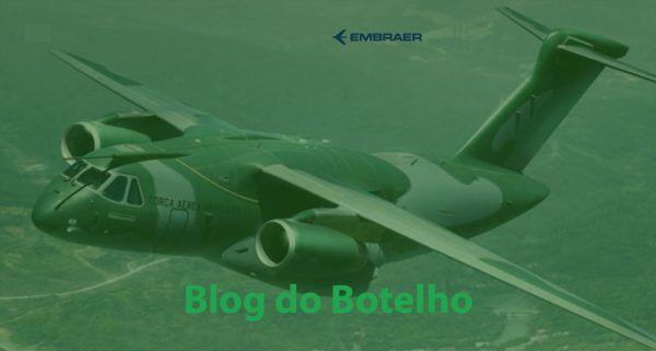 Boeing quer incluir setor militar da Embraer em negócio entre as duas empresas