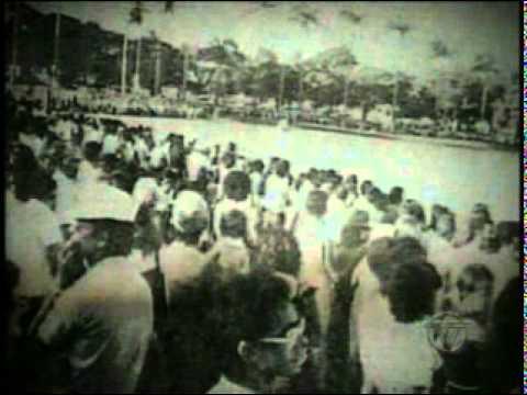 Foto da tragédia da Lagoa, no Youtube