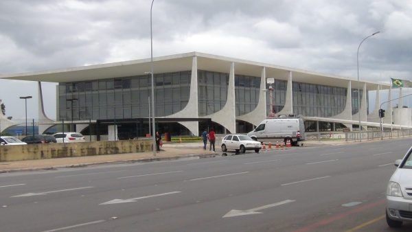 Palácio do Planalto: forte objetivo de desejo político nas eleições de outubro