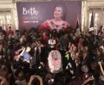Velório de Beth Carvalho: cariocas emocionam em roda de samba