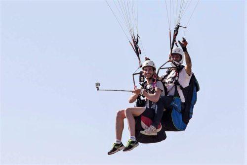 Vuelo en Parapente vuelo en parapente Vuelo en Parapente Biplaza + Video Gratis IMG 20151224 WA0006