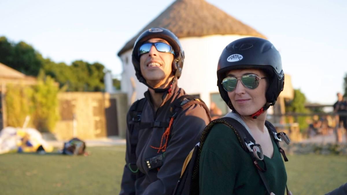 Contacta parapente Qué puedes esperar… si quieres volar en parapente 100