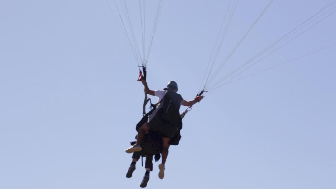 Vuelo en parapente biplaza reserva vuelo en parapente Reserva 30