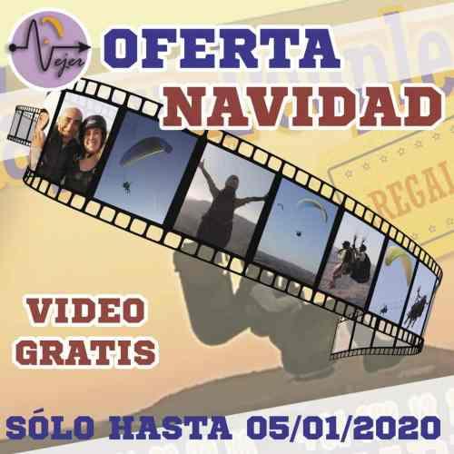 Oferta Vuelo en Parapente vuelo en parapente Vuelo en Parapente Biplaza + Video Gratis OfertaNavidad2019