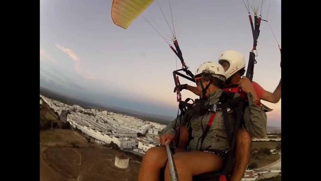 Volar en Parapente Cadiz parapente vejer Re-Animandonos… a volar en Parapente Vejer IMG 20150907 WA0007