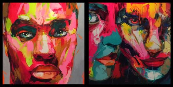 Francoise Neilly World Art Dubai April 2015