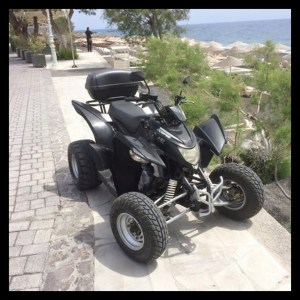 Quad Bike Adventures Thira Santorini Greece