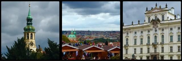 Prague Castle. Czech Republic.