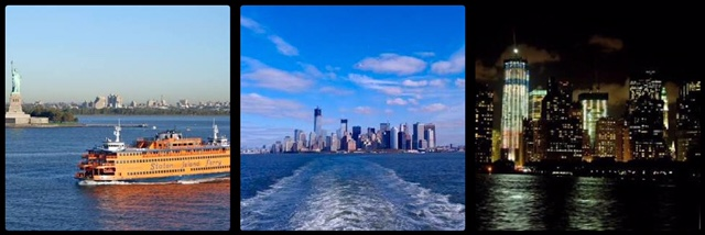 Staten Island Ferry. New York