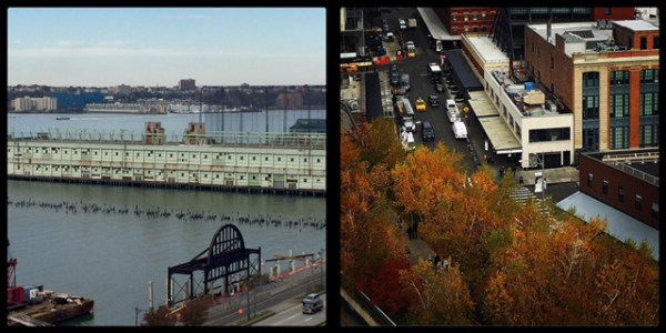 Manhattan. New York.